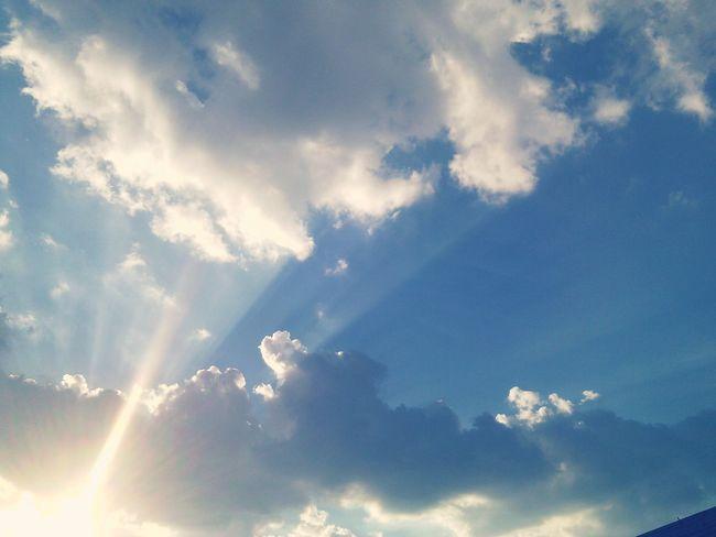 The Beatiful Sky Relaxing Cool_capture_ Beatiful Day<3 Hello World Hi! Relaxphoto Best