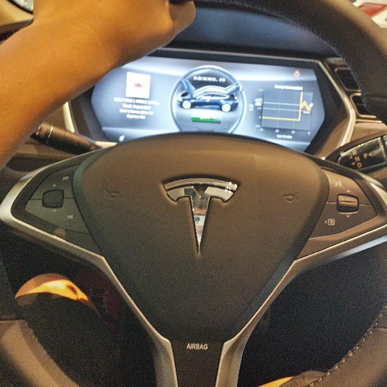 My new whip IWish 100thousand Tesla Models