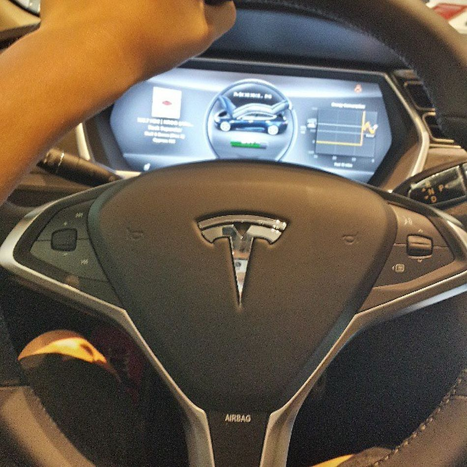 My new whip IWish 100thousand Tesla Models