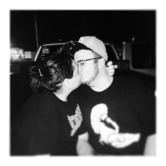 I love my boyfriend.❤️? Blackandwhite Oldtomenewtoyou