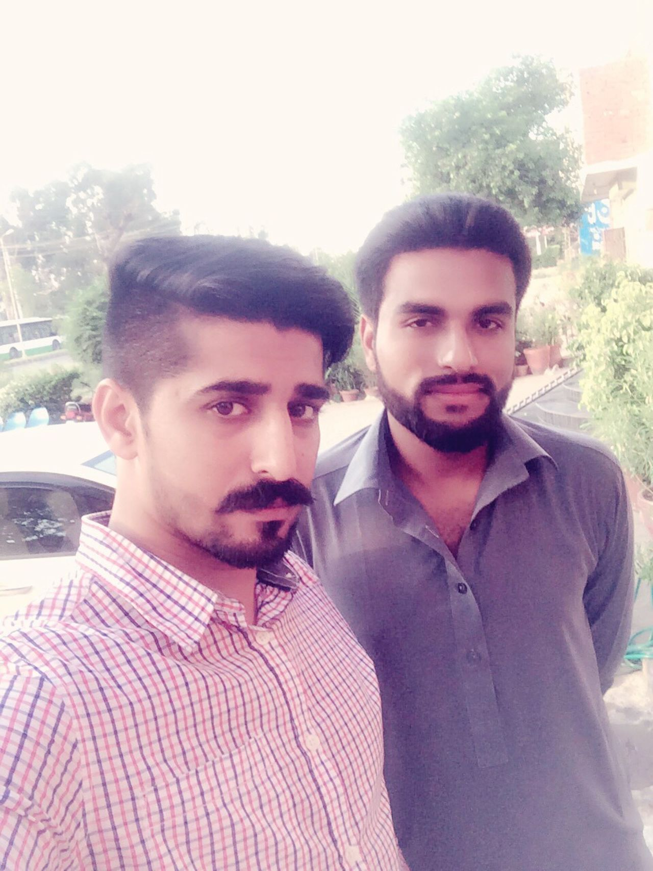 Young Men Looking At Camera Enjoying Life Hello World Selfie ✌ That's Me With Friends First Eyeem Photo Today's Hot Look My City Dhaunkal Smiling Beautiful Pakistan Hi! Asian