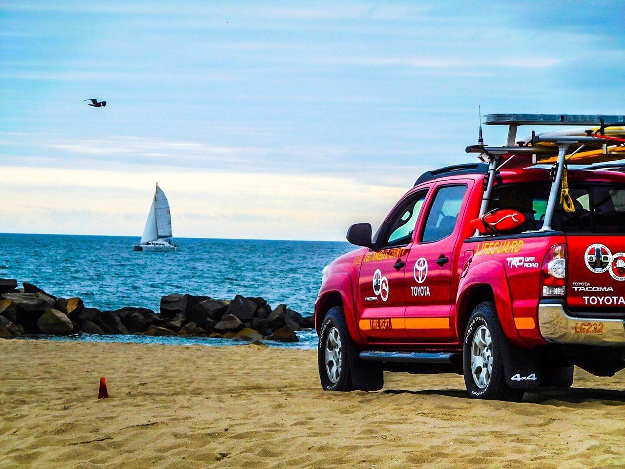 Venice Beach Lafd Firedepartment LAFIRE Beach Photography Beach View Beachpatrol Lifeguard
