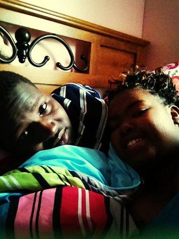 Me & My Bae....!!!