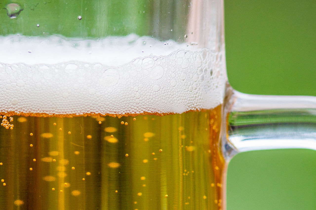 Beautiful stock photos of beer, Beer - Alcohol, Beer Glass, Bottle, Close-Up
