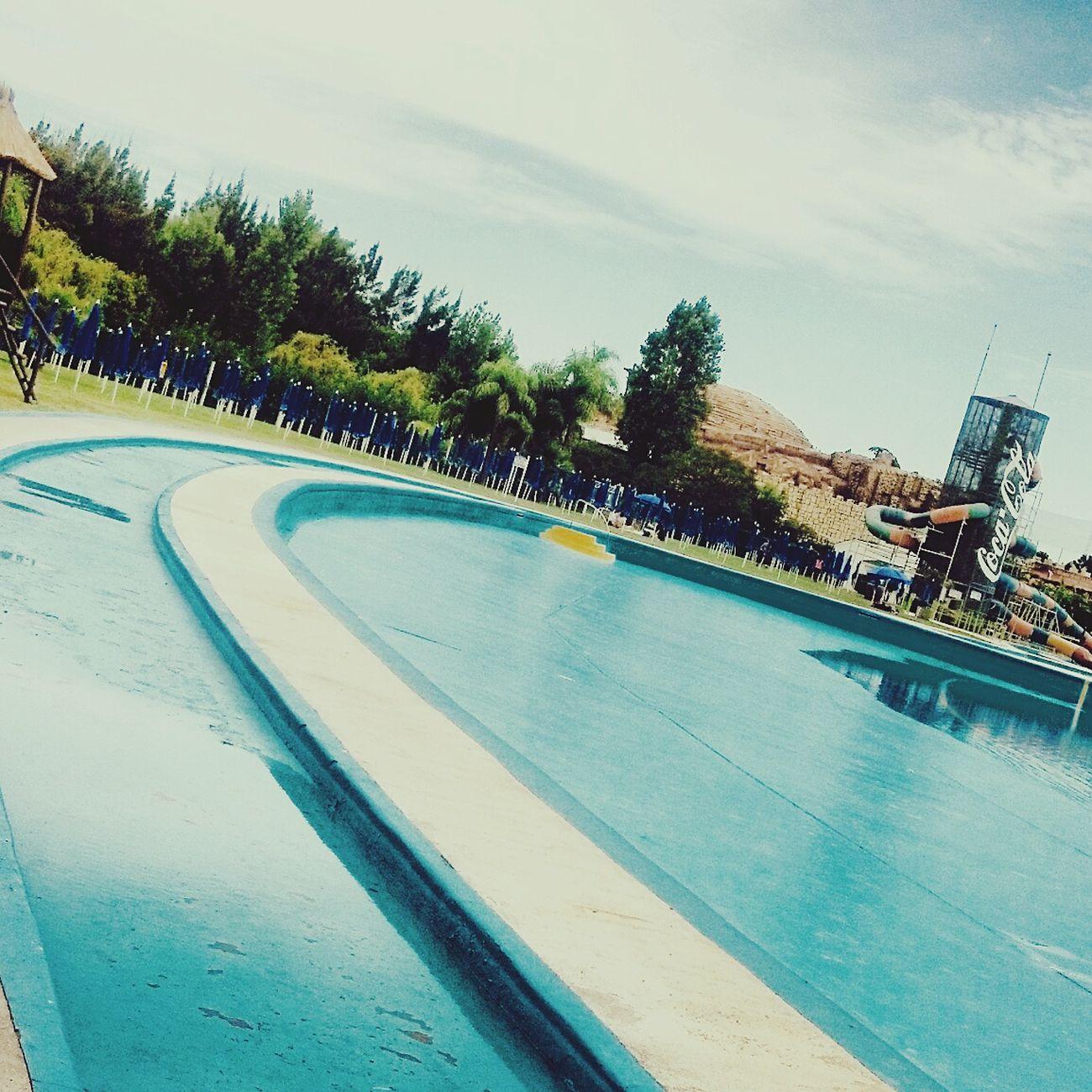 Parque Norte Ezeiza Piletas