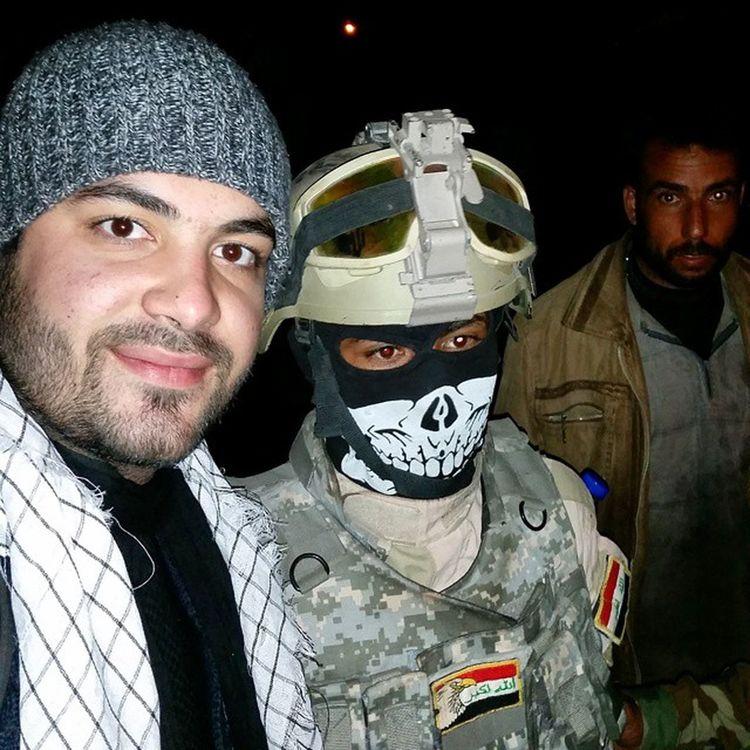 Selfie Call_of_duty Ghosts Karbala ??