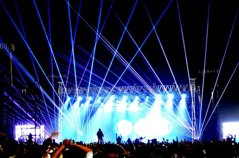 Edm Festival India Swedishhousemafia Lasers Still Dazzle Me