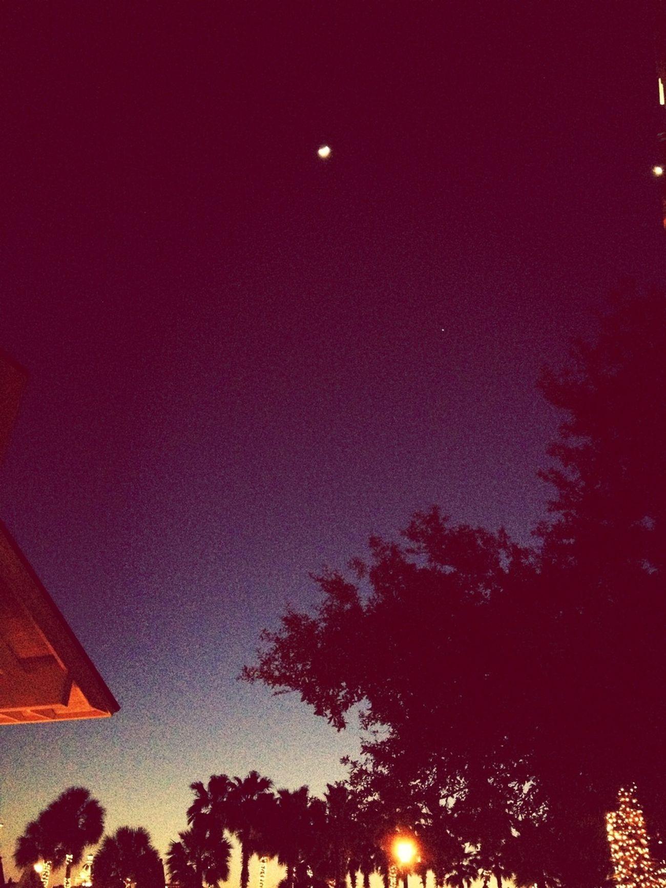 Sharing The Same Sky Everywhere..