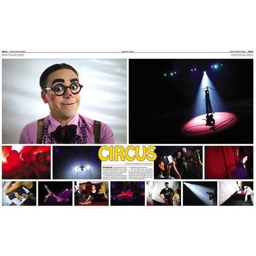 New Sunday Times - CIrcus. Thanks NST for giving double-page spread and thanks to Bazuki Muhammad for page design. Love it! Tearsheet Newsundaytimes Newstraitstimes Published circus swissdreamcircus malaysia