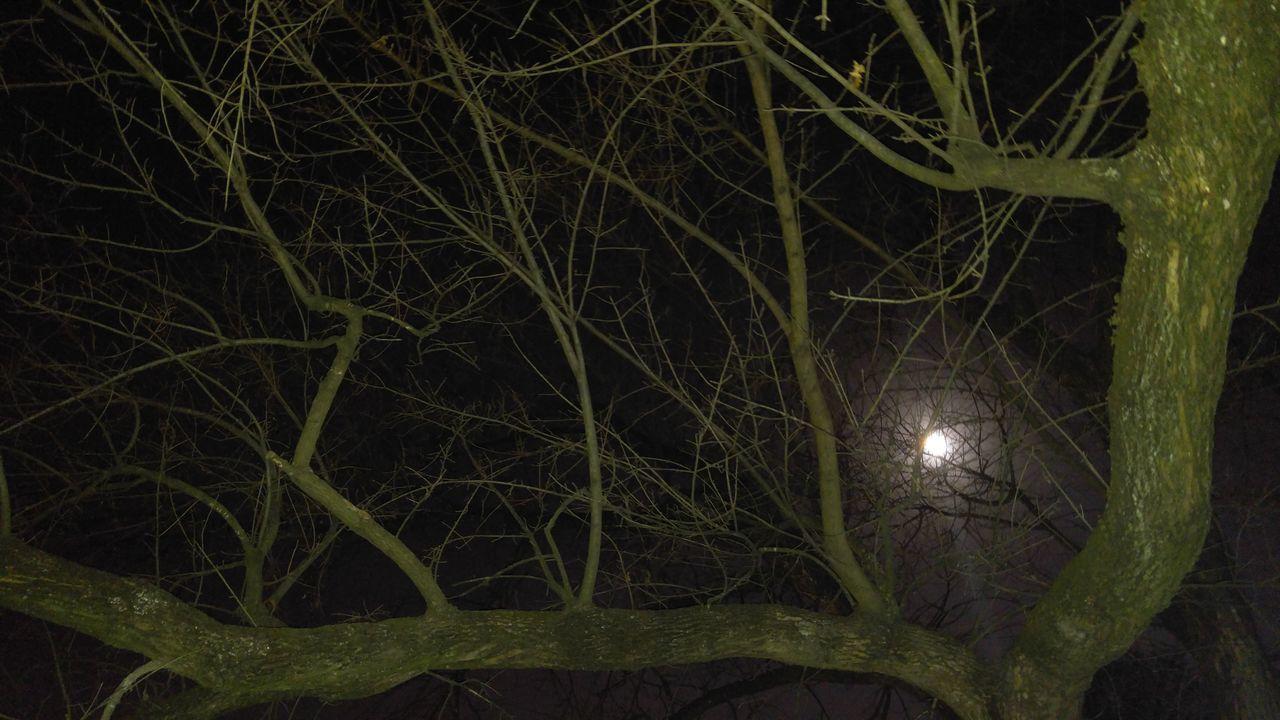 Sky No People Full Moon Low Angle View City Outdoors Illuminated Night