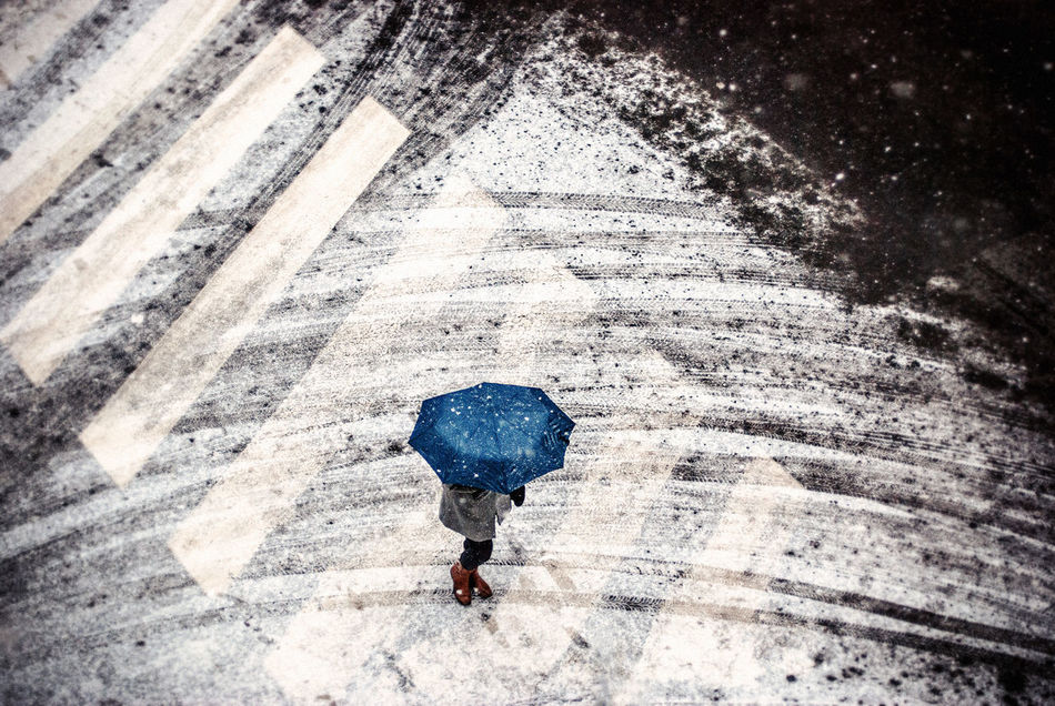 Beautiful stock photos of licht,  Adversity,  Blue - Color,  Cold Temperature,  Crossing