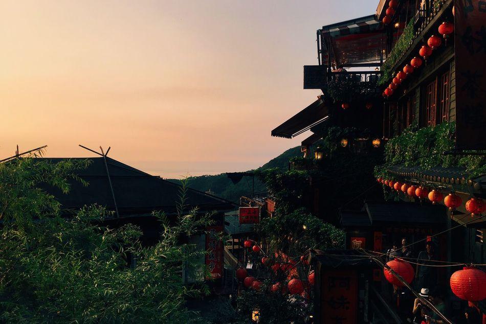 Taiwan Jiufen Tea House 台灣 Chihiro Sentochihironokamikakushi 九份 Moviescene Movie Scene Nofilter