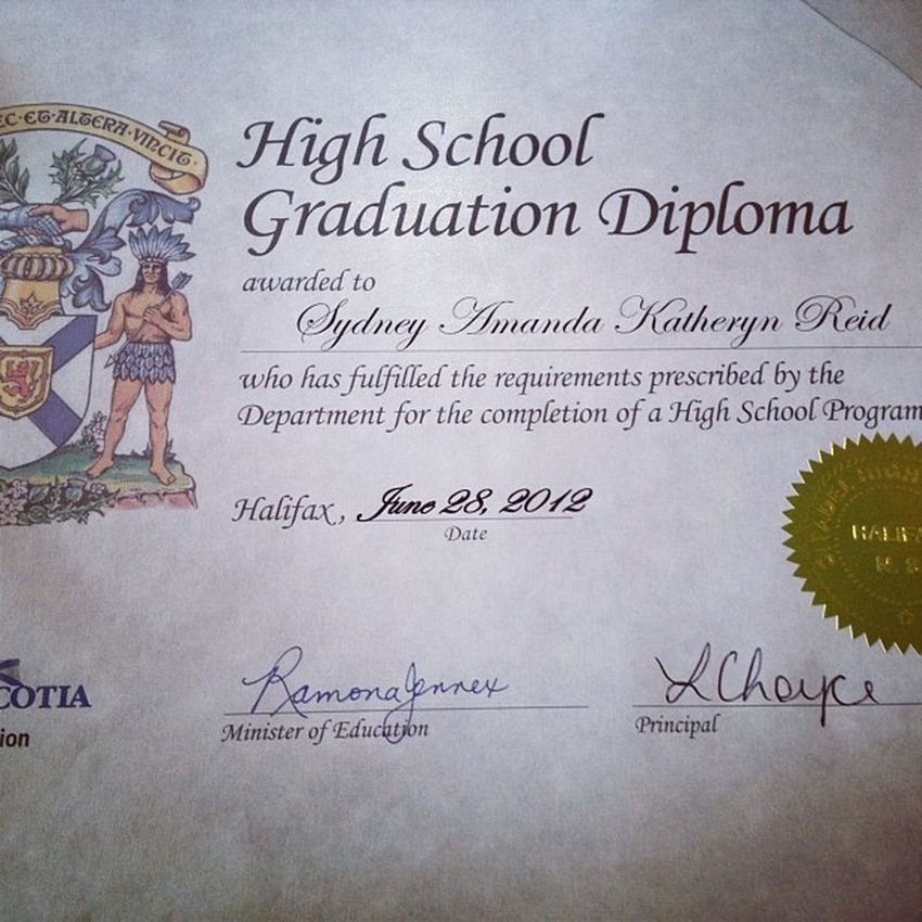 Officially graduated!! Classof2012 Graduation Yay