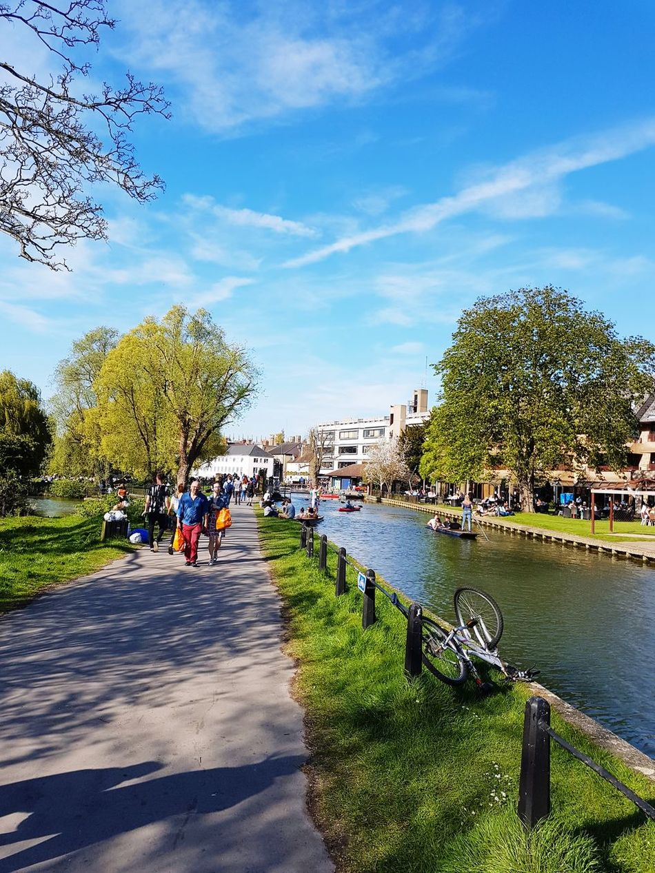 Sky Outdoors Cityscape Cambridge Cambridgeshire Relaxing Eyem Nature Lover Enjoying The View Relaxing Time Life's Simple Pleasures... EyeEm Best Shots EyeEmBestPics Beauty In Nature Enjoying Life Nature Capturing Freedom Clear Sky Drinkswithaview Sunnyday🌞