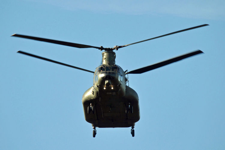 Chinook Aircraft Airforce Blades Chinook Chopper Flight Flying Helicopter Rotors Soldier
