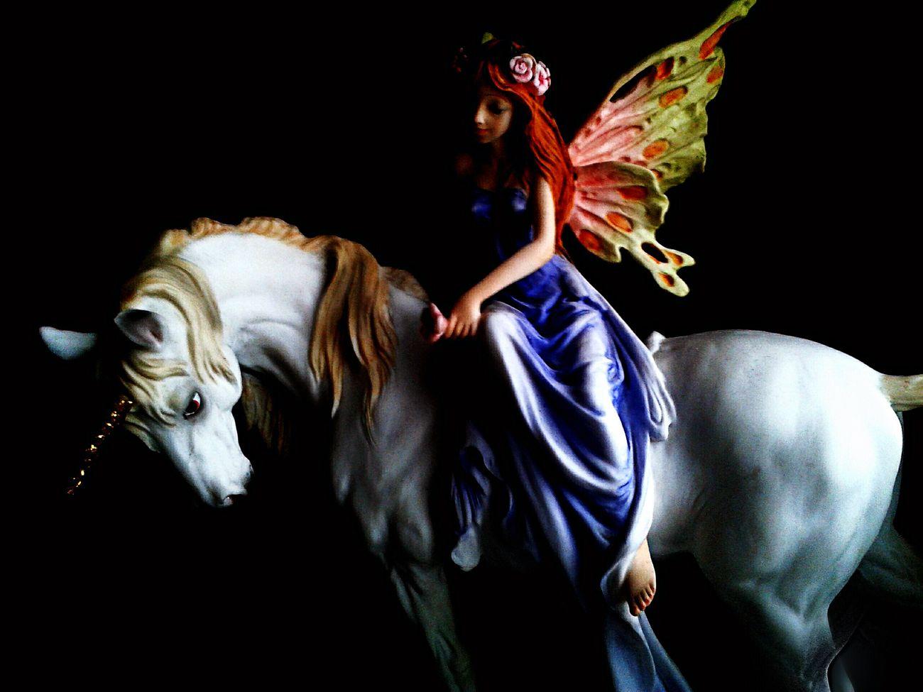 Fantasy Photography Unicorn Woman Elf First Eyeem Photo