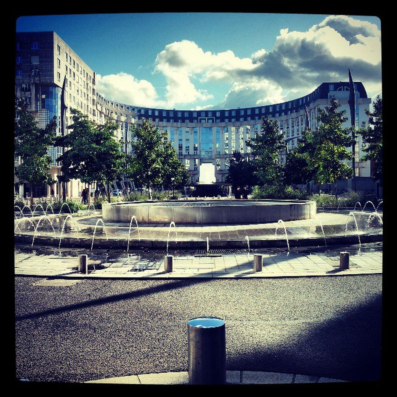 SQY fountain