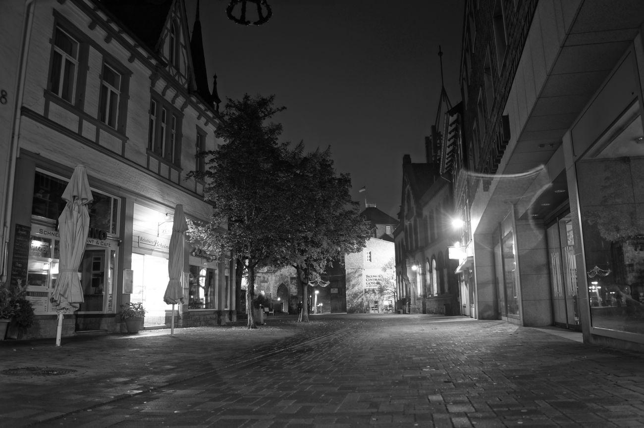 Architecture Blackandwhite Photography City Goslar Langzeitbelichtung Nachtaufnahme Night Goslar