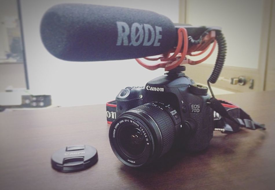 I'm going out for videos🎥 Canon 70d Taking Video IPhoneography Rode Video Shoot Videomic Video Mic Rec Enjoying Life Recording Canon