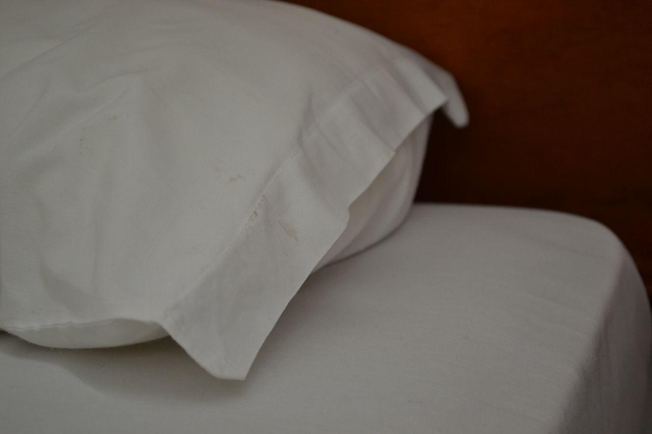 Branco Cama Descanso Detail Detalhes Dormir Lençóis Sleeping Travesseiro White 3XSPUnity