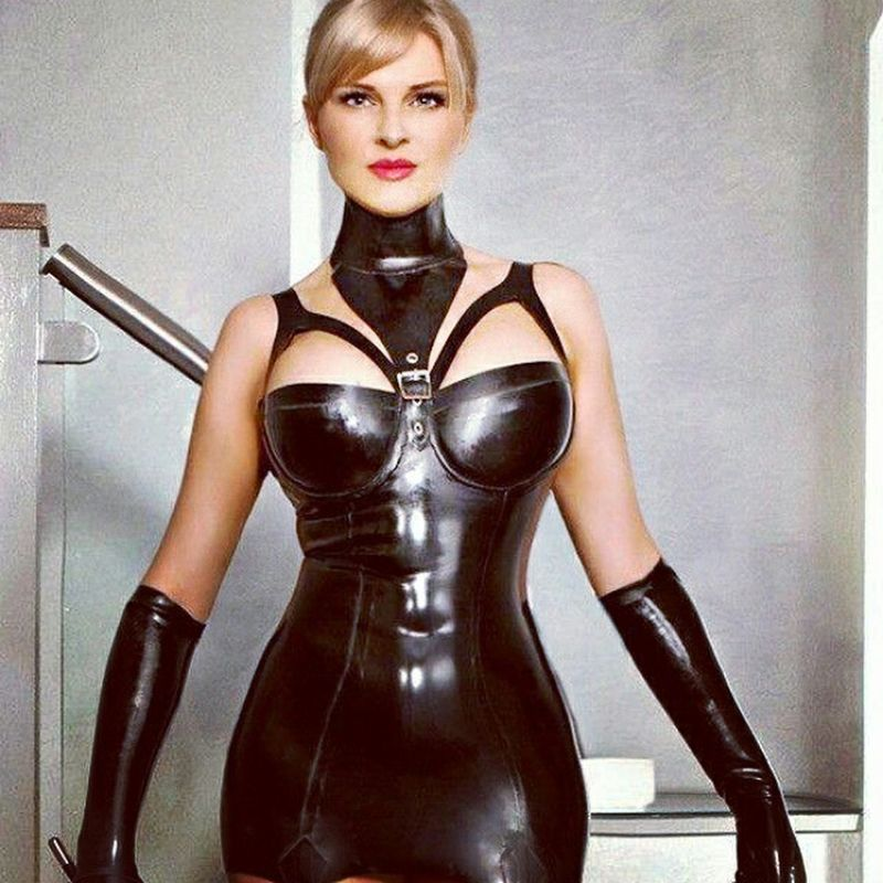 Latex Latex Dress  Latexfashion Latex Couture Alternativemodel Alternativefashion Altgirls Alternativegirl
