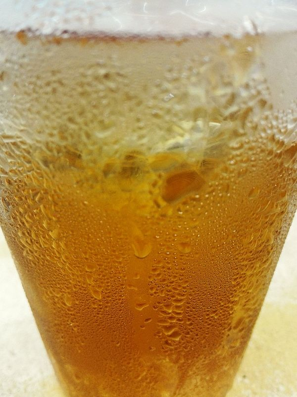 Chinese Tea Ping Ice Tea Cold Drinks