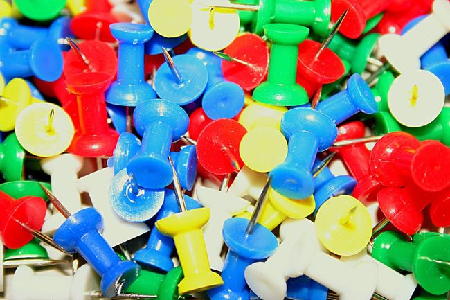 Landscape Colors Colorful Color Portrait Thumbtacks Thumb Tacks Thumb Tack Collection Check This Out Simplicity Upclose  Work Desk