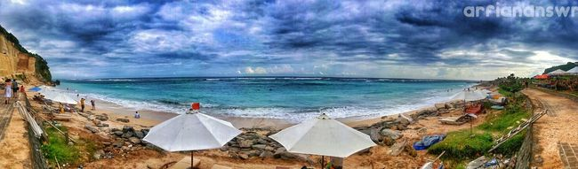 Life Is A Beach Panorama HDR Streamzoo