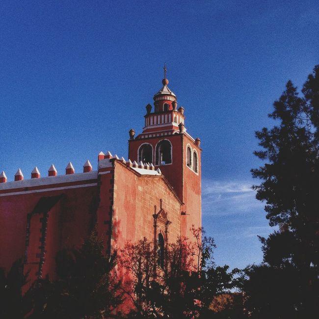 Yomochilero en Ixmiquilpan, Hidalgo [Parroquia de San Miguel Arcángel] Mexico