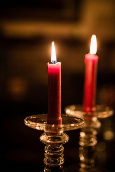Candle Light Lowlight Bokeh