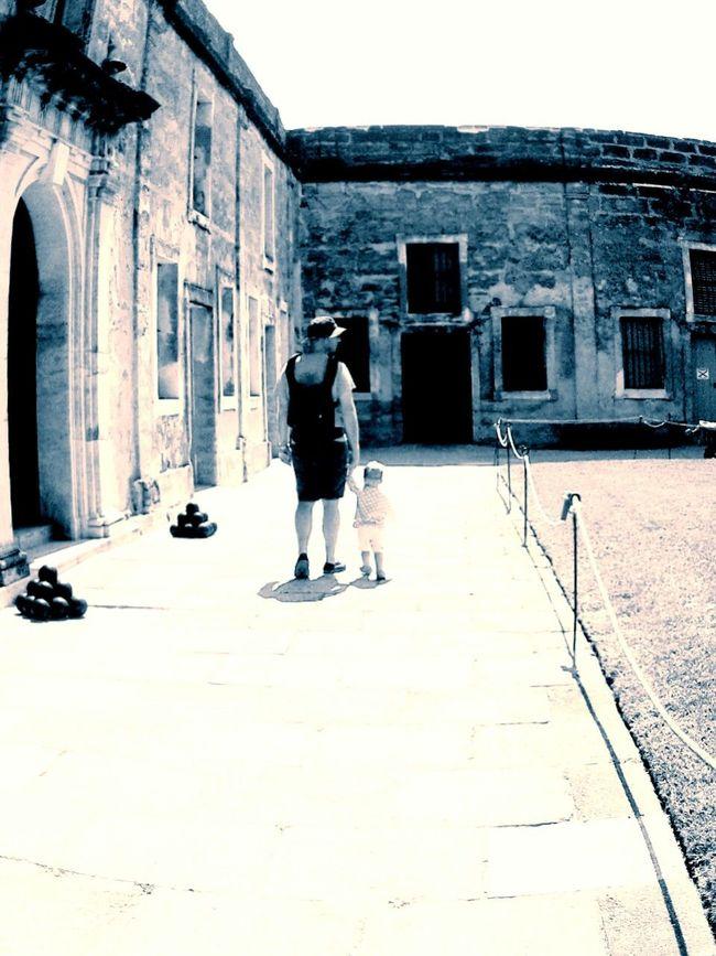 Remebering My Trip St Augustine The Traveler - 2014 Eyem Awards Perspective