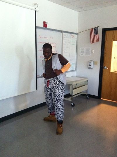 Tacky day or w/e lhh