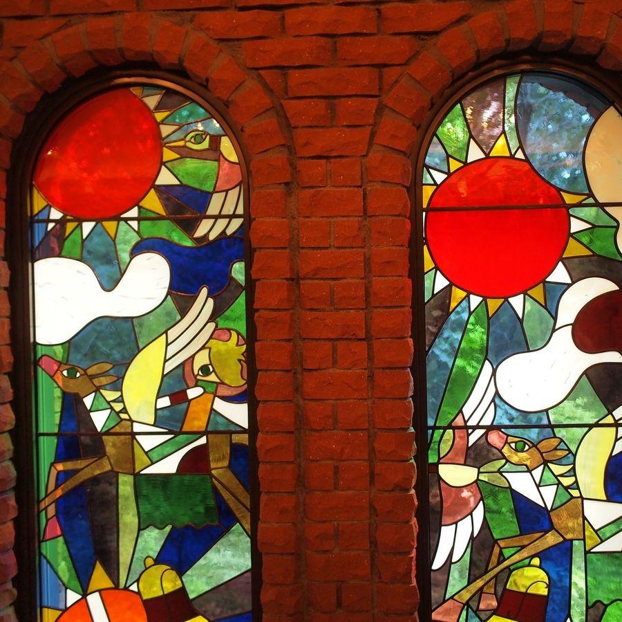 Stained Glass Seiji Fujishiro