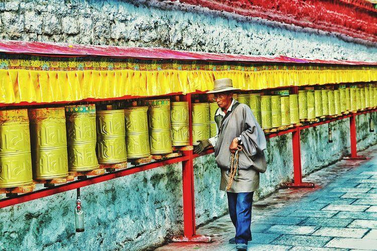 Tibet EyeEmNewHere Your Ticket To Europe First Eyeem Photo People 西藏旅拍