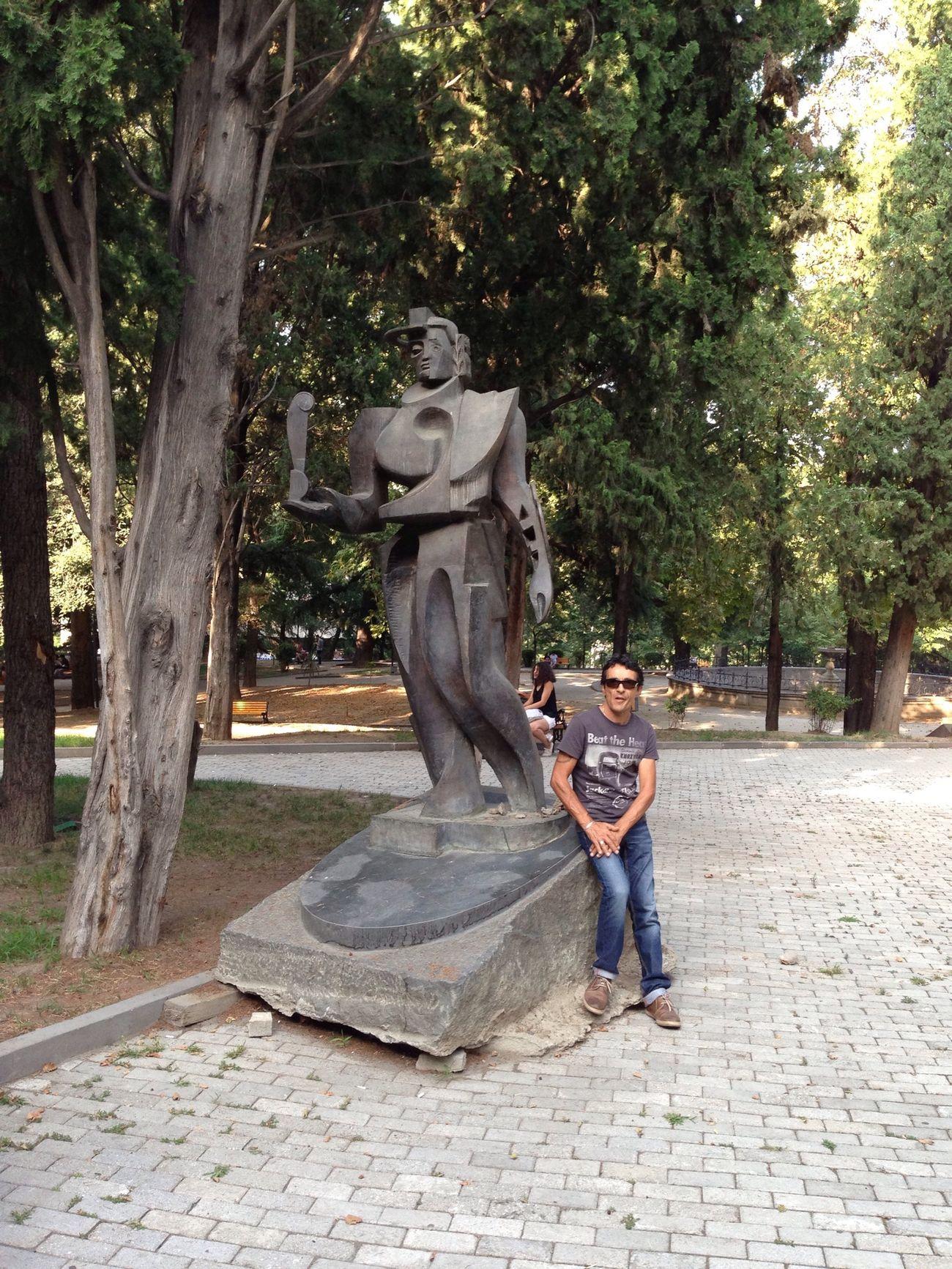 Georgia Nucciogarilli Tbilisi