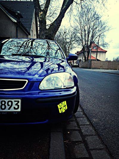 Honda is my lifestyle!!! First Eyeem Photo
