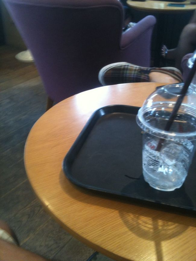 Coffee at 카페 네스카페 Coffee