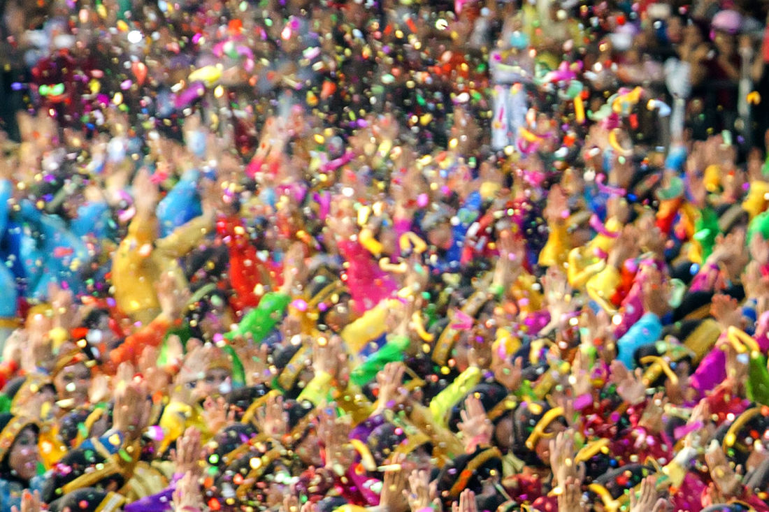 Mass Saman Dance Festival Aceh Indonesia Aceh Blurred Motion Celebration Celebration Event Close-up Confetti Crowd Day Holi INDONESIA Large Group Of People Multi Colored Outdoors Party - Social Event People Saman Dance Traditional