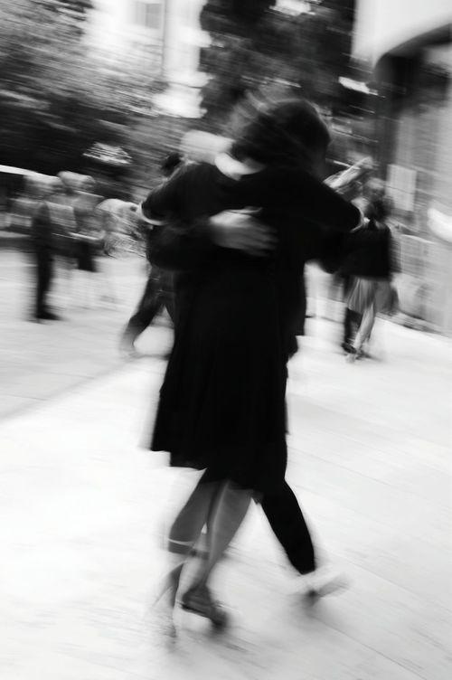 Milongueando series Tango Tango Streetdancing Tangoargentino Dance Dancer Dance Photography Streetphotography The Street Photographer - 2016 EyeEm Awards Street Photography Long Exposure Streat Movements Stop Motion Blackandwhite Blackandwhite Photography Bw_collection Streetphoto_bw Monochrome Photography