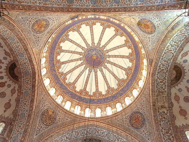 Pattern No People Indoors  Full Frame Day Backgrounds Architecture Close-up Clock Face Istanbul Travel Destinations S8+ Tourism The Week On EyeEm