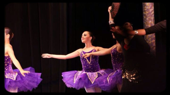 recital ballet in Tijuana by Ana Paola:'3