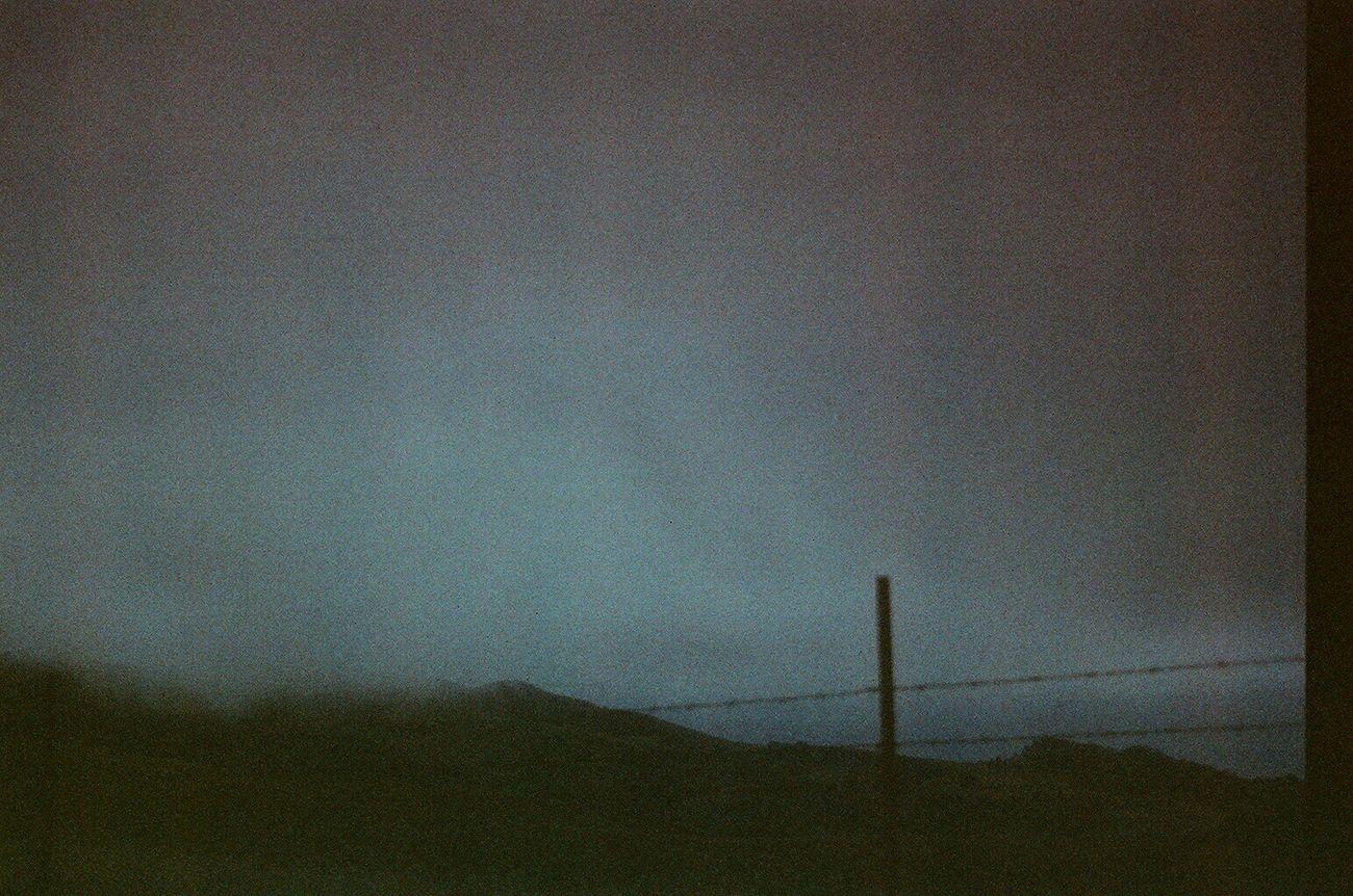 35mm Film Outdoors Backroads Nature Landscape Blurry Movement Scenics Filmisnotdead Window View
