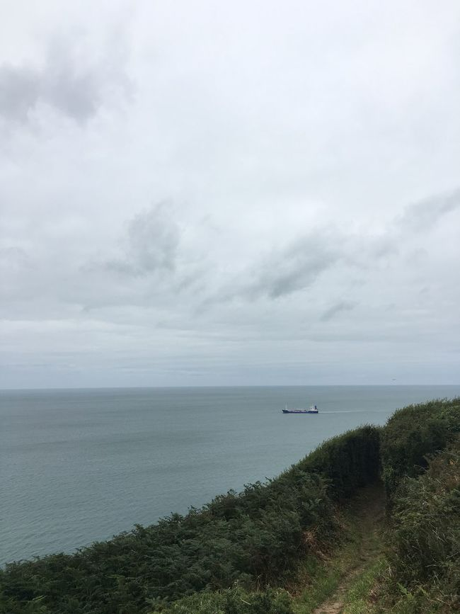 Wales Coast Sea Seascape Landscape