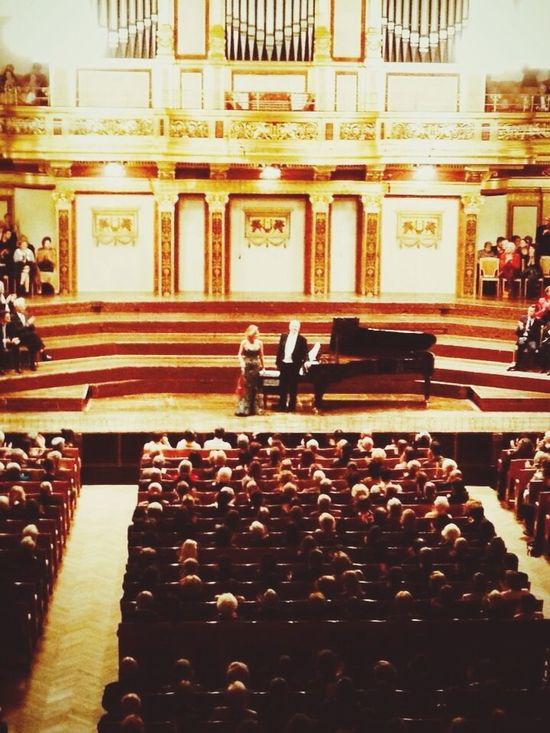 Concert Hall  Classical Music Maestro  Anne-Sophie Mutter & Lambert Orkis!