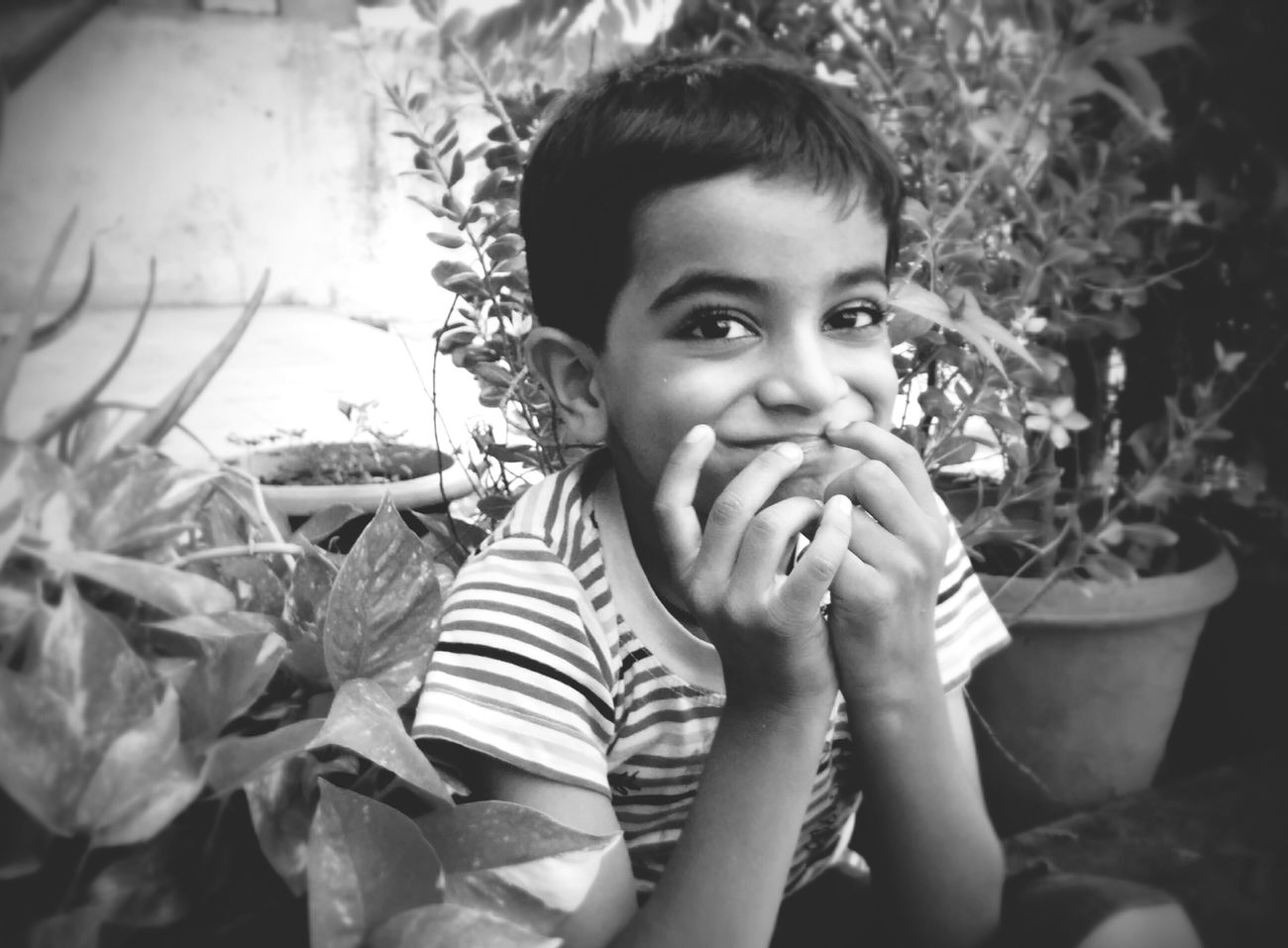 The Human Condition Notes Of An Innocent Childhood Innocent Smile Children Blackandwhite EyeEm Best Shots - Black + White Smilebaby Smile ♥ EyeEm CHILDS SMILE