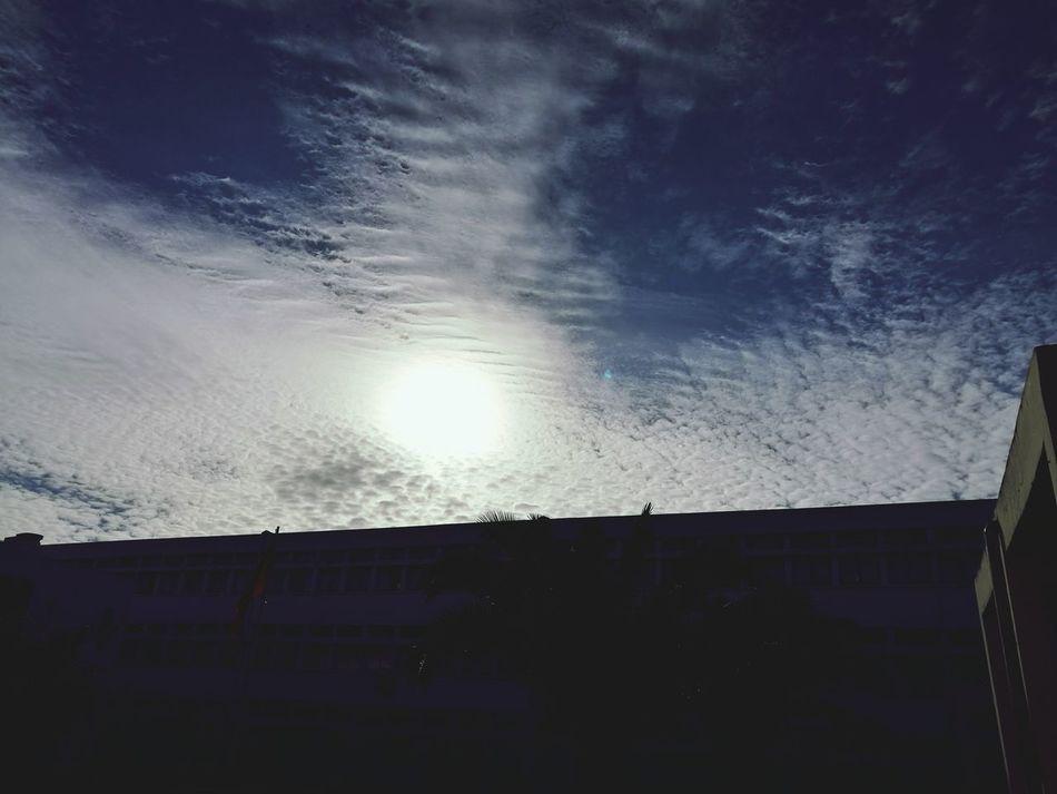 Sky Sun LoveNature ☀☀☀ ☁⛅☀