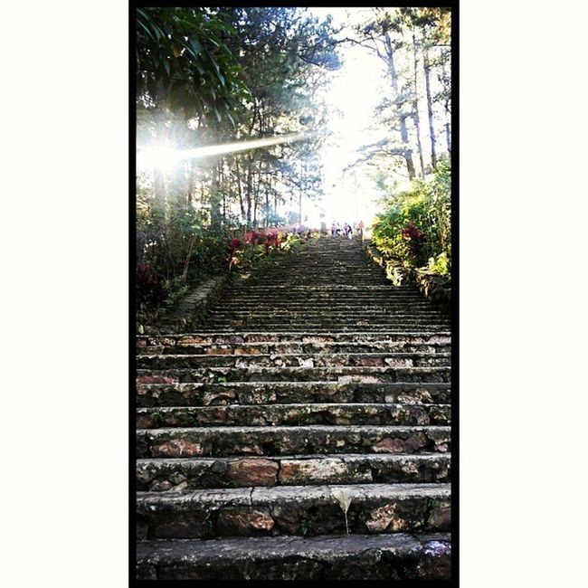 starting the day with a new adventure Wrightpark Baguio