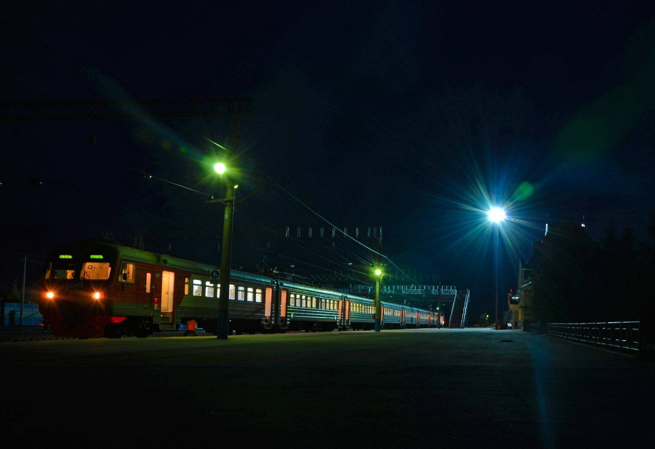 night, illuminated, street light, lighting equipment, built structure, building exterior, outdoors, road, no people, sky, architecture, city