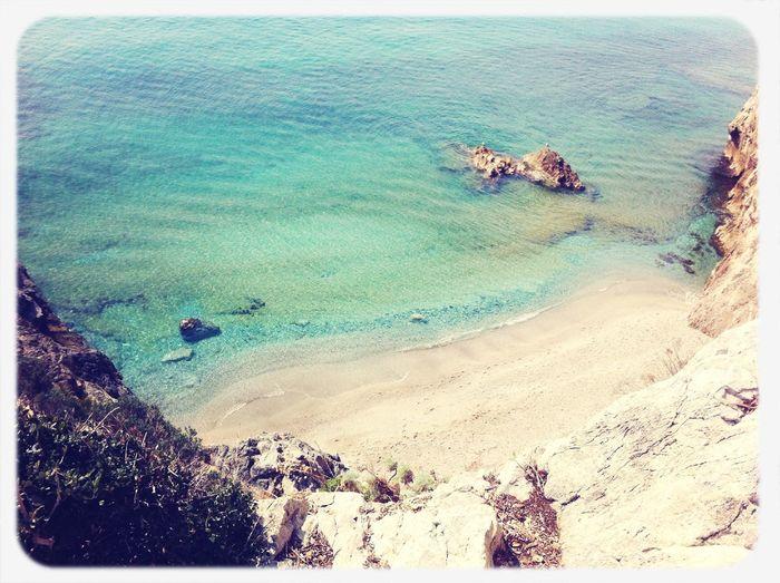 at Spiaggia Nudista Varigotti