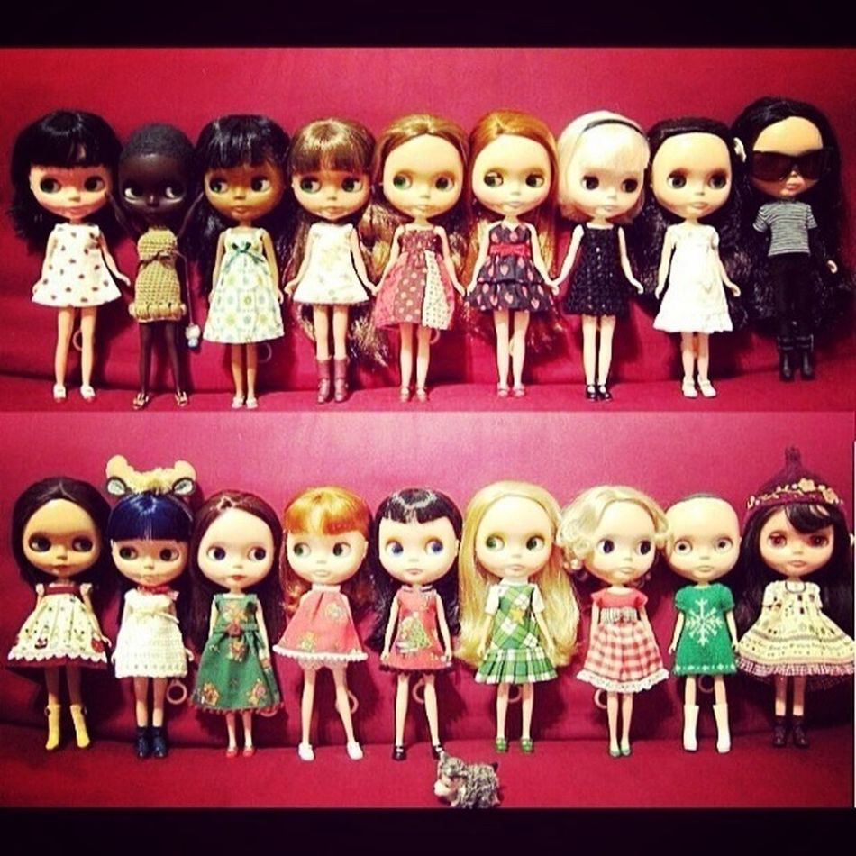 I'm likes doll very much!